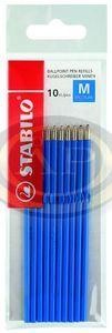 Golyóstoll betét Stabilo Liner 308-hoz, kék