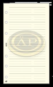 Saturnus betétlap S320 gyűrűs kalendáriumhoz telefon bianco