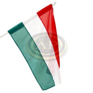 Nemzeti színű zászló 60x90 cm