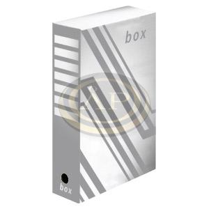 Archiváló doboz 350x250x100 mm, fehér