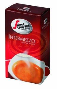 Kávé Segafredo Intermezzo, őrölt, vákumcsomagolt, 250g