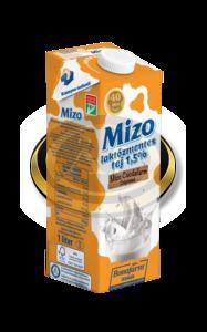 Tartós tej MIZO laktózmentes, 1l