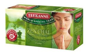 Tea Teekanne Zen Chai 35g 20 filter/doboz