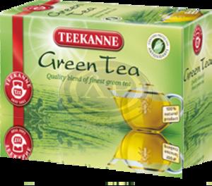 Tea Teekanne GreenTee (klasszikus zöld tea), 20x1,75g