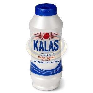 Jódozott görög tengeri só 400 gr szórófejes