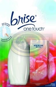 Légfrissítő Glade One Touch készülék + utántöltő 10ml gyöngyvirág