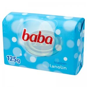 Babaszappan 125g lanolinos