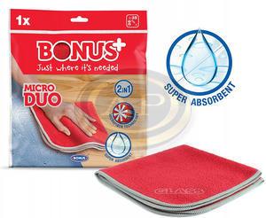 Bonus MicroDuo 2in1 mikroszálas kendő 1db-os