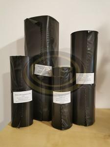 Szemeteszsák, 75 literes, 60x80cm, fekete/fehér, 20db/csomag