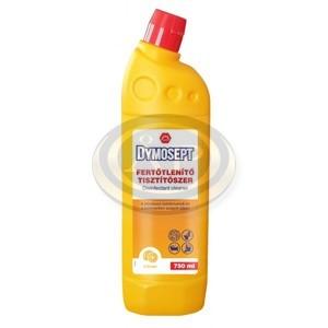Dymosept 750ml fertőtlenítő tisztítőszer, citrom illattal