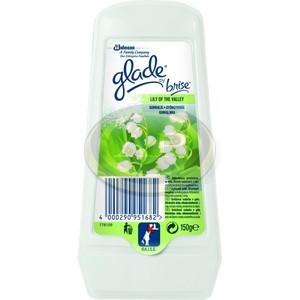 Glade légfrissítő zselé 150g, gyöngyvirág