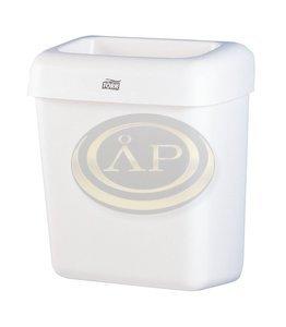Tork B2 hulladékgyűjtő, 20 literes, fehér, 226100