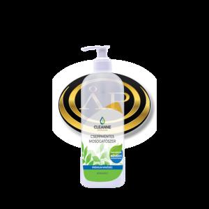 Cleanne  Cseppmentes mosogatószer, adagoló pumpával, 500 ml
