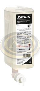 Katrin kézfertőtlenítő gél Hand Sanitizing Gel, 1000 ml, 32440