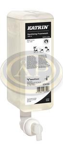 Katrin fertőtlenítő habszappan, 1000 ml/2500 adag, baktérium, vírus és gombaölő, 33430