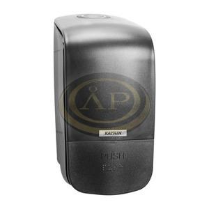 Katrin mini szappanadagoló 500ml patronokhoz, fekete, (Katrin Inclusive Soap Dispenser), 92186
