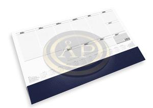 Könyöklő asztali Top Timer T110- 80gr. 26lap 576x407 mm KÉK