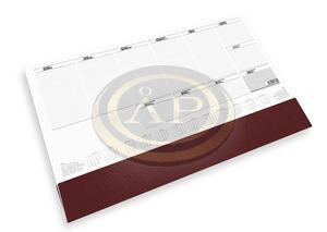 Könyöklő asztali Top Timer T110- 80gr. 26lap 576x407 mm bordó