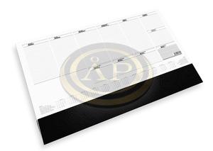 Könyöklő asztali Top Timer T110- 80gr. 26lap 576x407 mm fekete