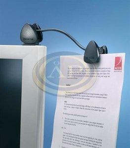 Kensington FlexClip csíptetős kézirattartó ,monitorra erősíthető,hajlítható