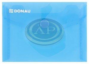 Irattartó tasak Donau A7 PP patentos kék