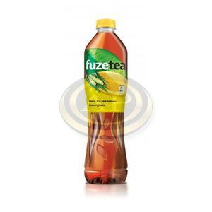 FuzeTea szénsavmentes üdítőital, citrom-citromfű, 1,5l