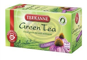 Tea Teekanne Green tea Echinacea 20x1,75gr