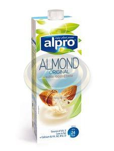 Alpro Növényi ital, dobozos, 1l, mandula
