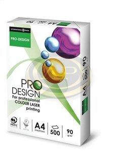 Fénymásolópapír Pro-Design A/4 90g, 500ív/csomag