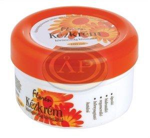 Floren kézvédő krém, 100 ml körömvirág / kamilla / aloe vera