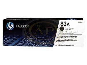 Toner HP CF283A, fekete, 1,5k