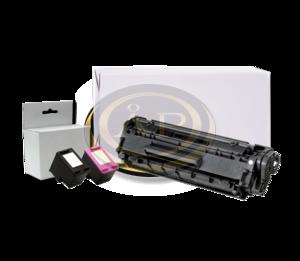 Utángyártott FA57 fekete (Panasonic KX-FA57E kompatibilis) faxfilm (hőpapír)